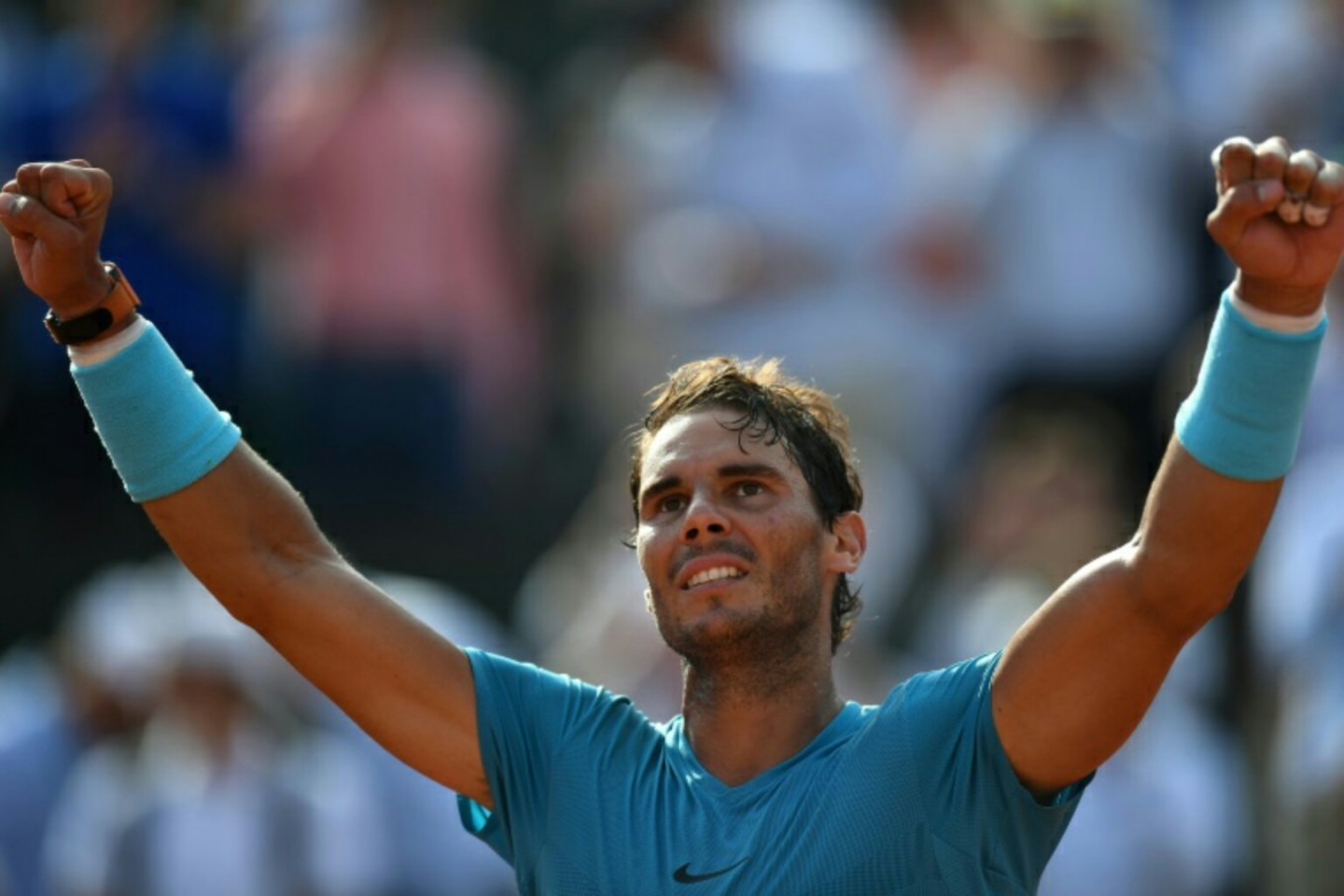 Nadal leads way into Toronto third round