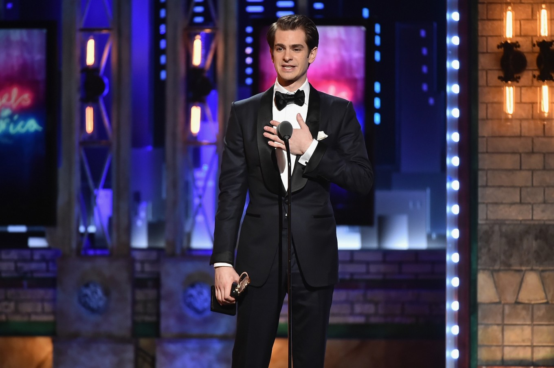 'Harry Potter,' Glenda Jackson, Andrew Garfield win top Tony Awards