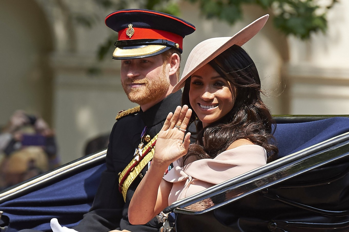 Harry and Meghan to head Down Under later this year: Palace