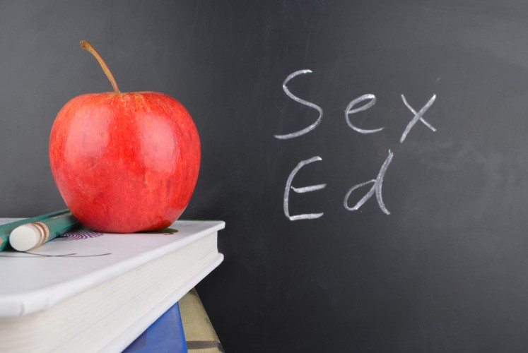 Anger at Malaysia textbook telling girls to 'protect sex organs'