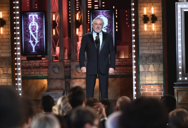 Robert De Niro to get lifetime award from SAG actor union