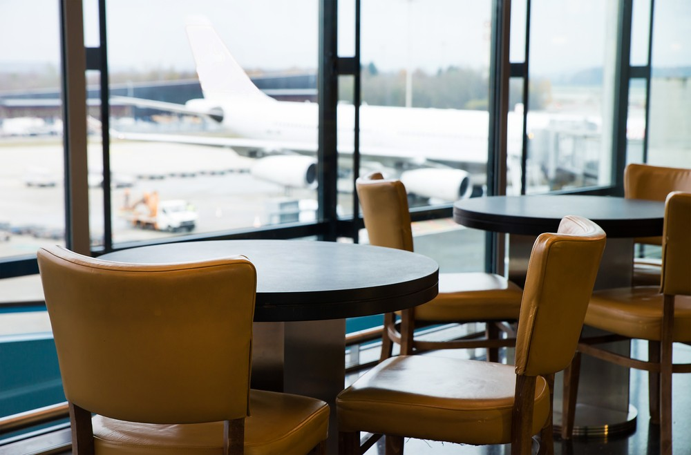 These new airport lounges are designed to fight jet lag