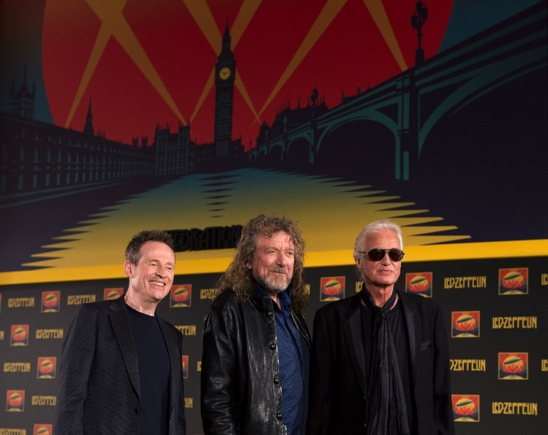 Led Zeppelin to reunite, write anniversary book