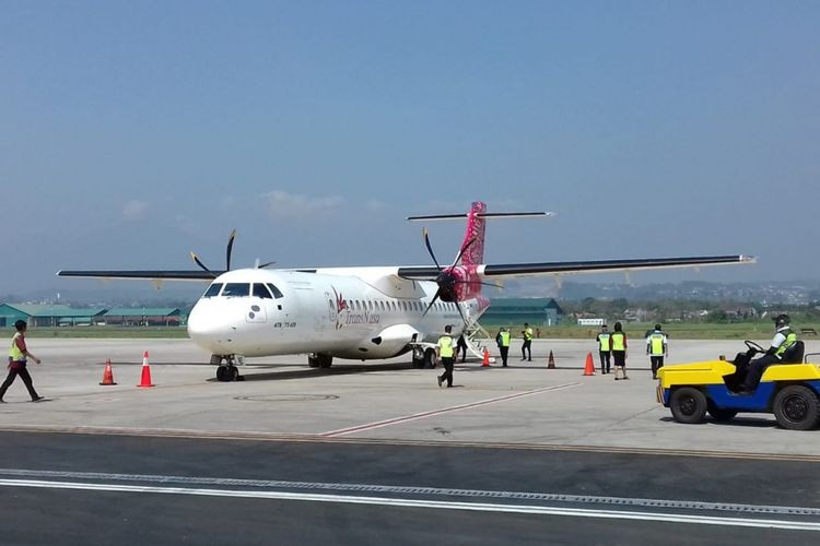 TransNusa launches first Central Java intercity flight