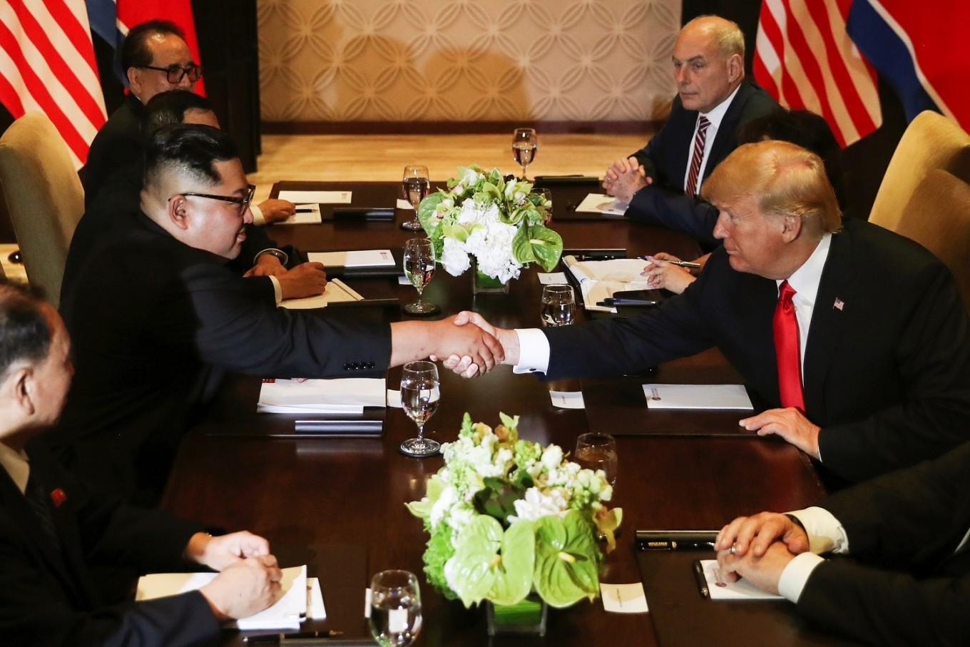 What's for lunch? Trump, Kim summit menu a blend of Western, Asian flavors