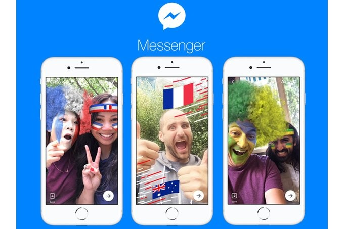 Facebook offers World Cup-themed games, effects
