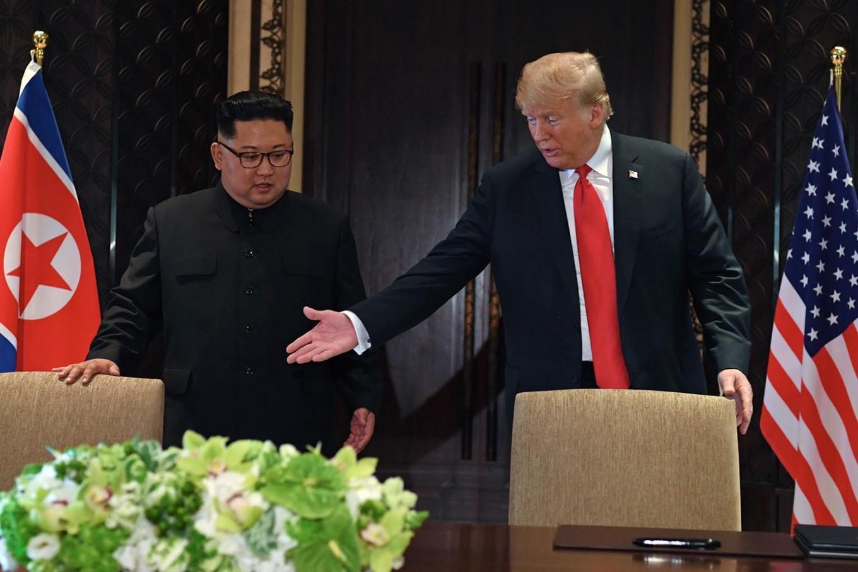 N. Korea leader lambasts 'brigandish' sanctions: KCNA