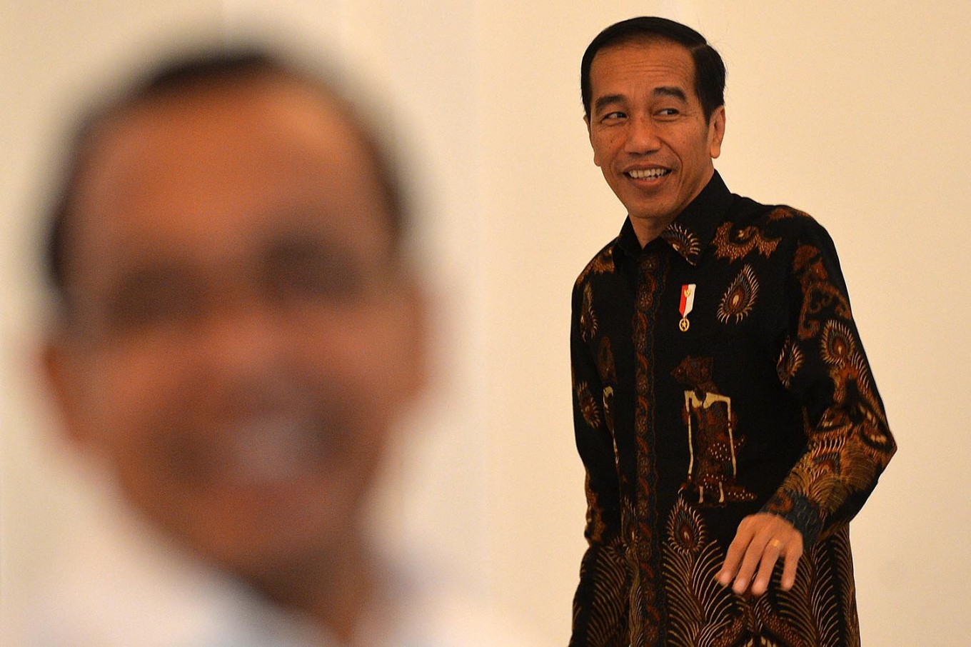 VP candidates narrowed down to five: Jokowi