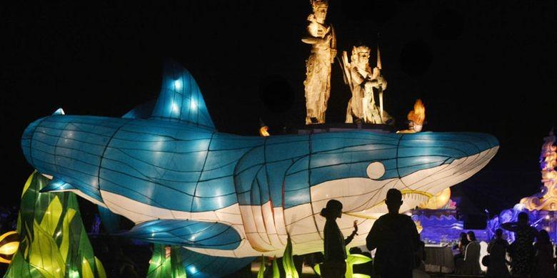 Nusa Dua Light Festival returns in Bali
