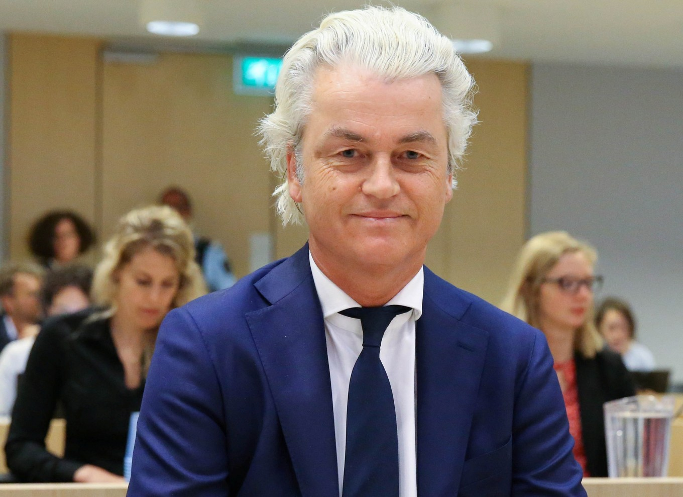 Dutch anti-Islam party to hold Prophet Mohammad cartoon competition