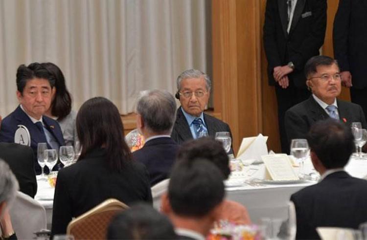 Japanese investors express interest during Kalla visit