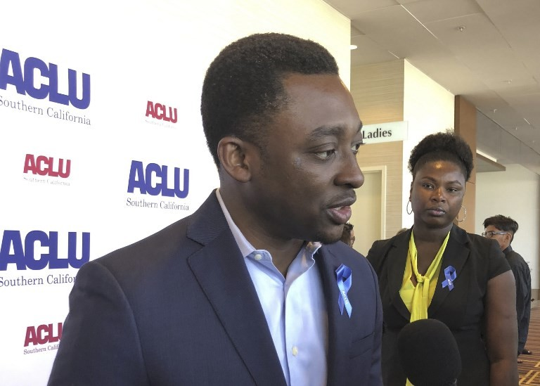 The 'Black Panther' actor who is an undocumented 'Dreamer'