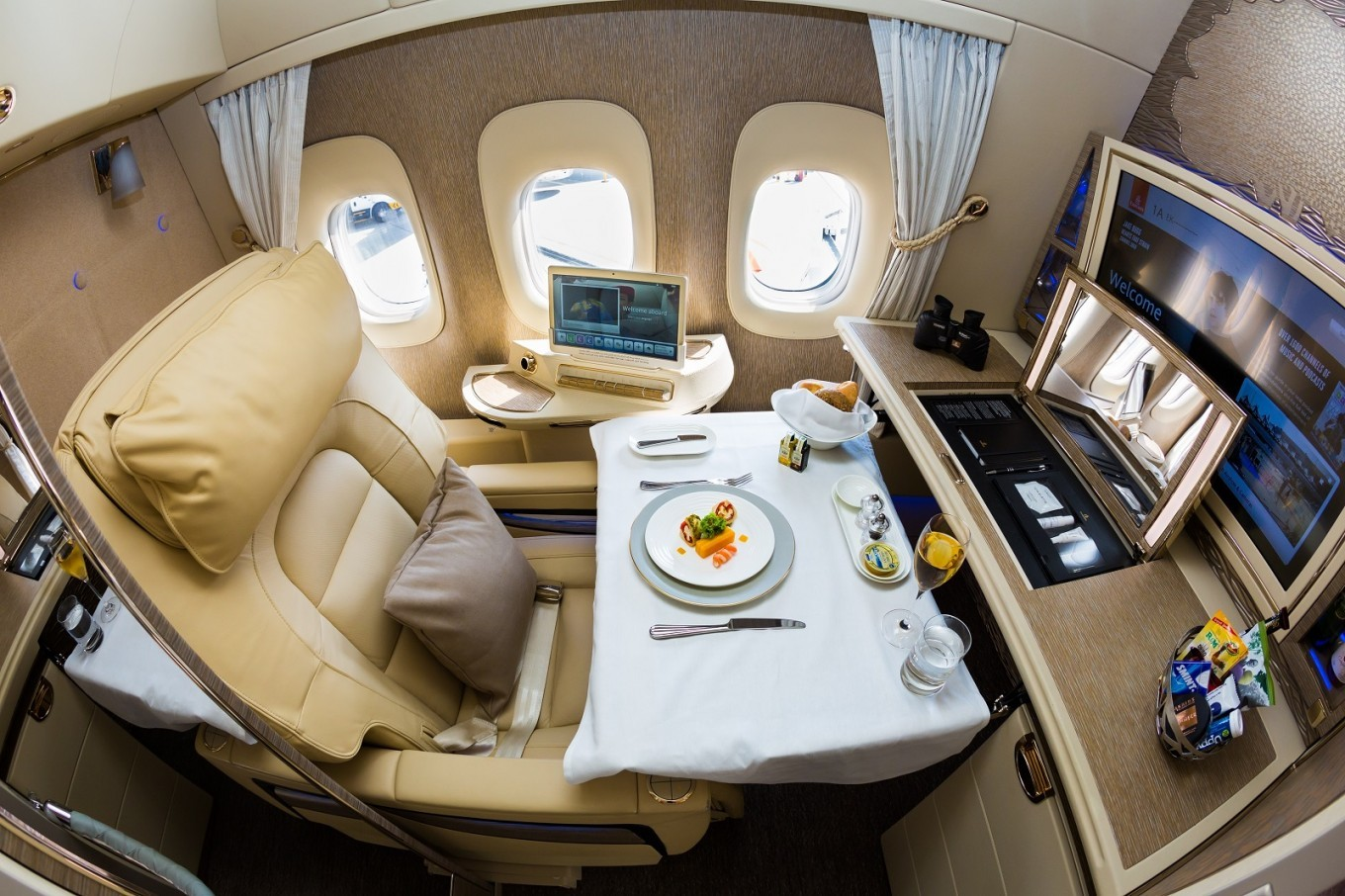 How to make economy feel like first class