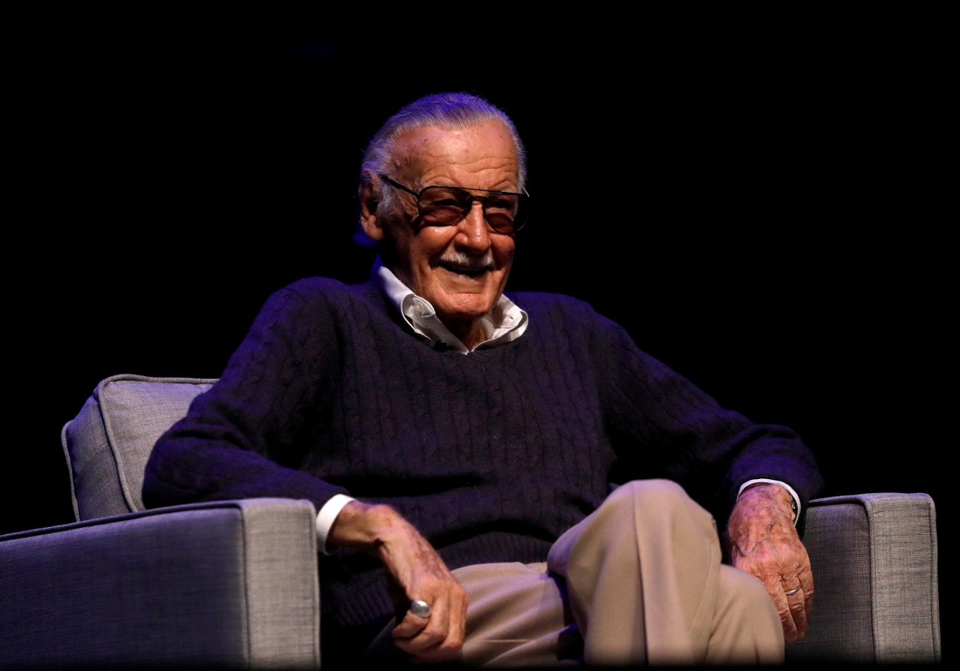 Protective order obtained for Marvel magnate Stan Lee