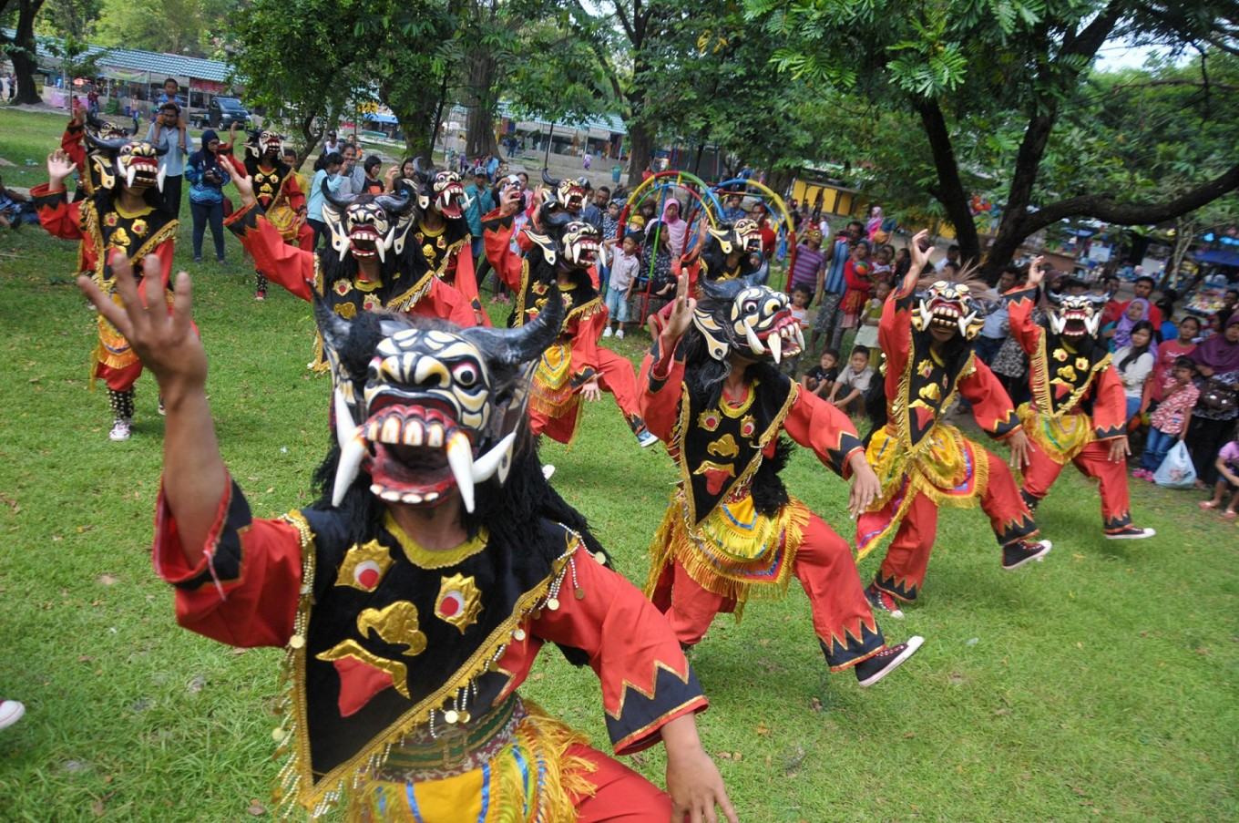 Surakarta offers culinary, traditional attractions during Idul Fitri holiday