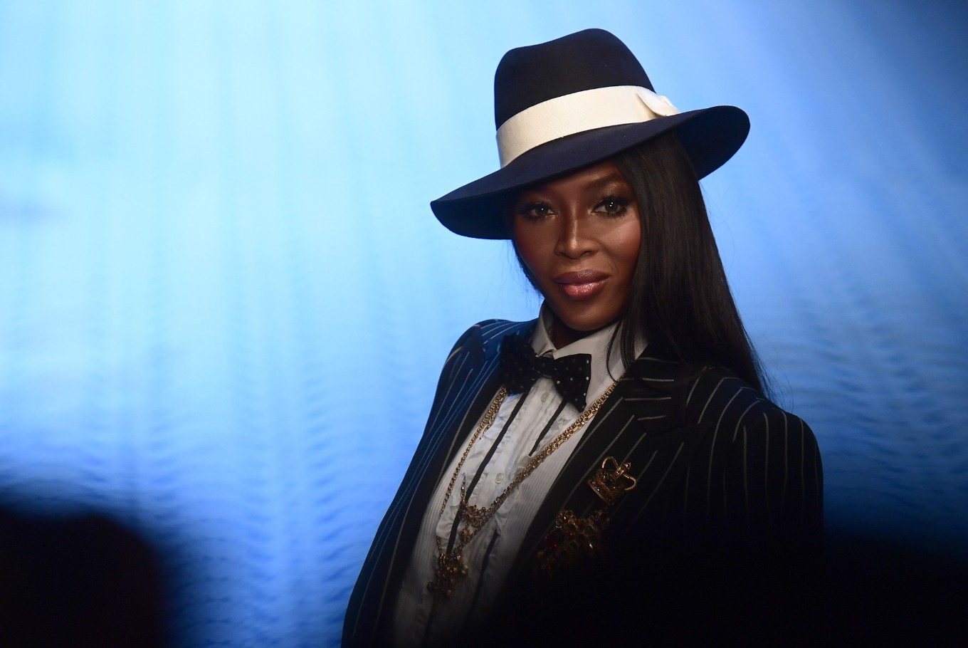 Fashion must 'enforce inclusion' says supermodel Naomi Campbell