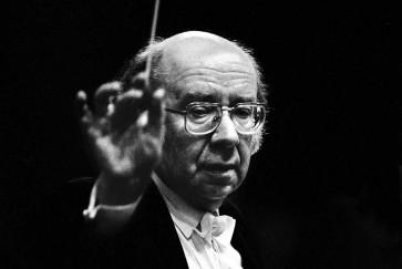 Russian conductor Gennady Rozhdestvensky dead at 87