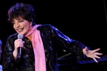 Liza Minnelli does not approve of Judy Garland biopic