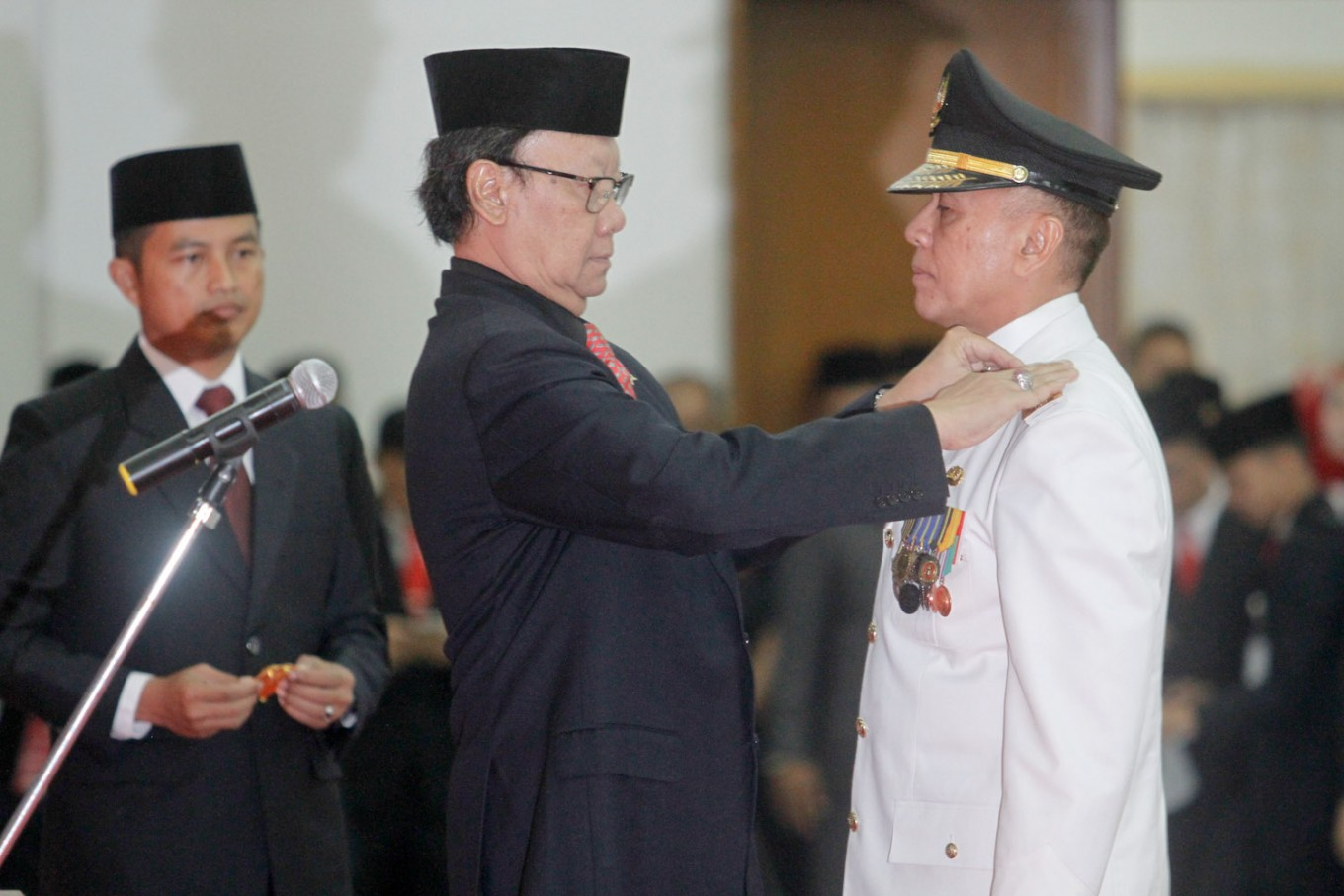 Ex-West Java Police chief inaugurated province's acting governor