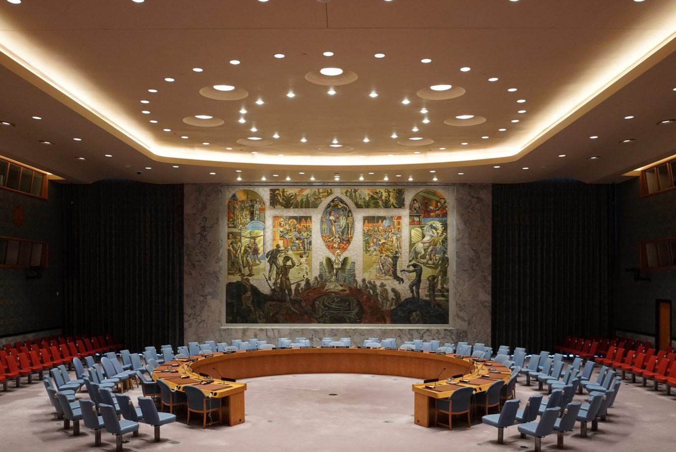 Two seats, one vision for UN Security Council