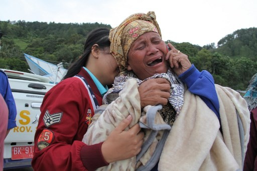 Number missing in Indonesia ferry disaster jumps again to 192: official