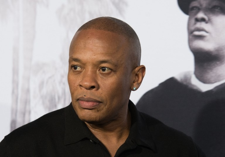 Dr. Dre is Forbes' top-earning musician of the decade