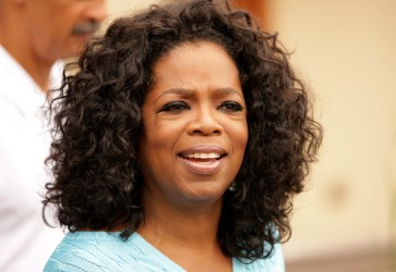Oprah Winfrey just became one of the world's 500 richest people