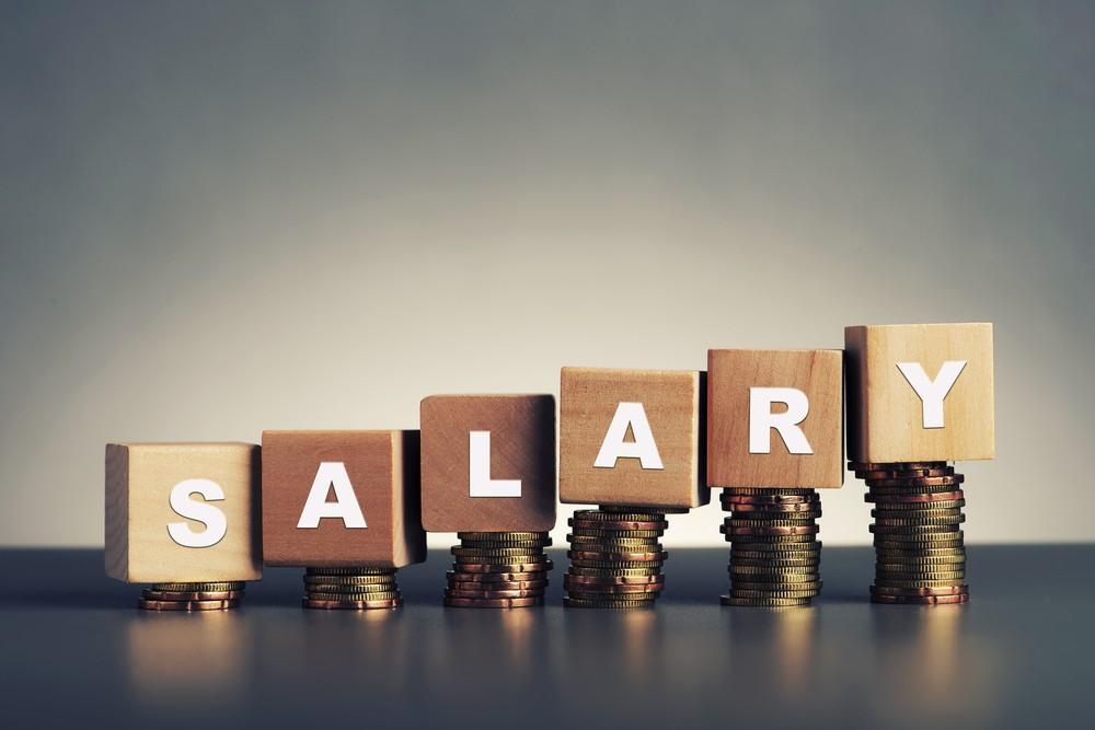 Three jobs with highest starting salaries