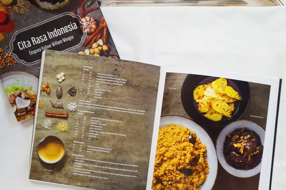 Exploring Indonesian cuisine through 'Cita Rasa Indonesia: Ekspresi Kuliner William Wongso'