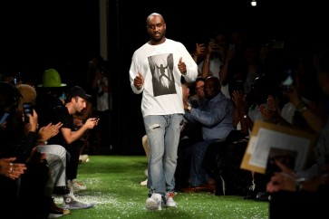 Fashion's new black prince reigns over Paris shows