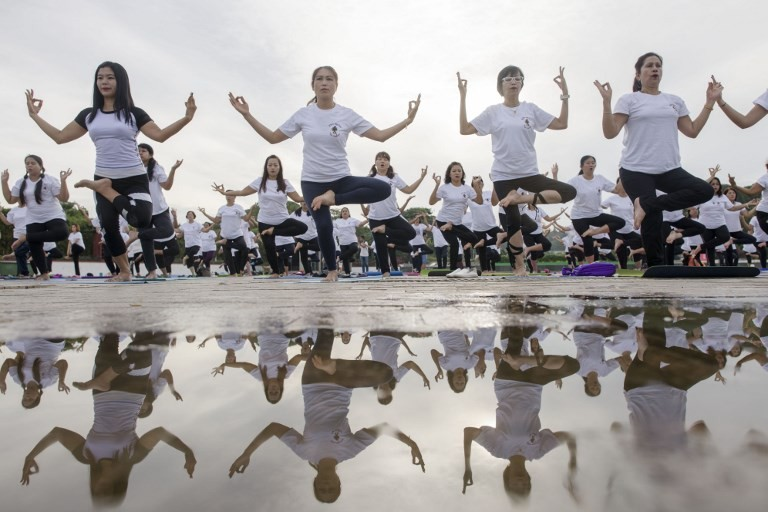 Yoga: Indian practice turned global phenomenon