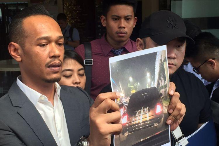 Rolls-Royce seen at 'crime scene' belongs to company not lawmaker: Police