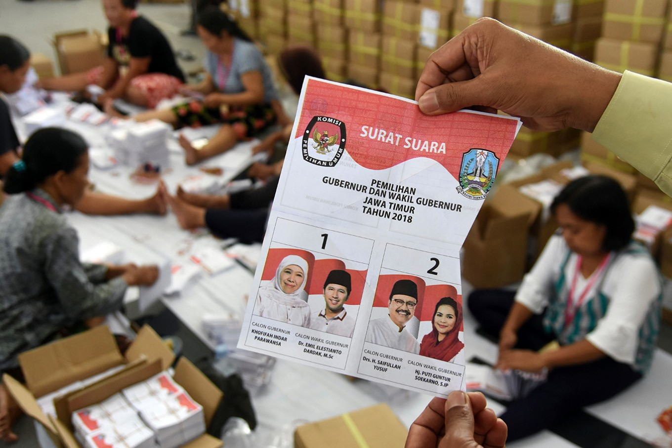 What you need to know about East Java election
