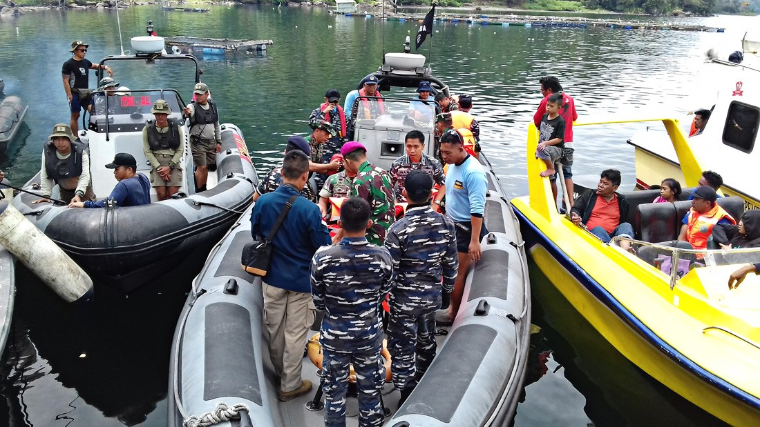 Three students drown in Lake Toba