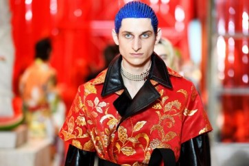Liberate men with satin and corsets: fashion icon Galliano