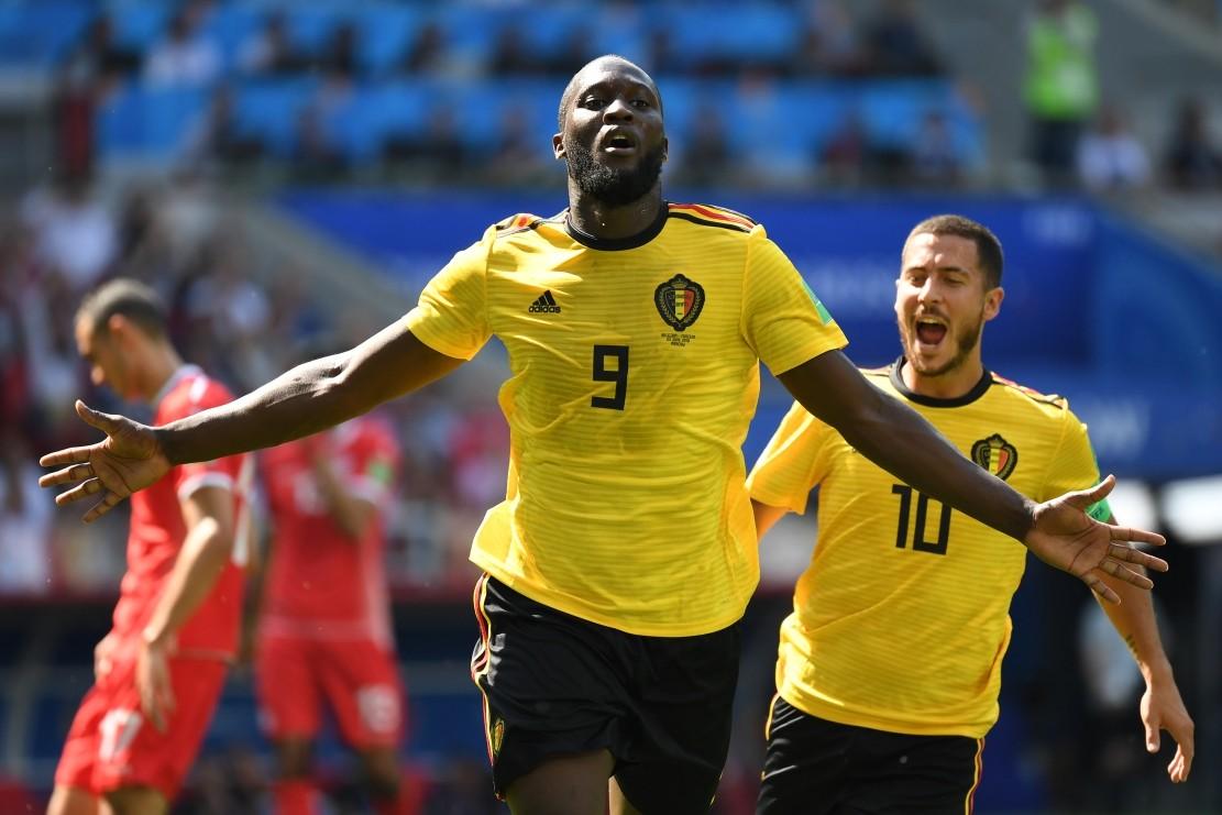 No hiding now: Lukaku gives Belgium killer edge