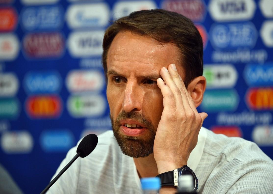 Southgate plays down team leak ahead of Sunday's Panama clash