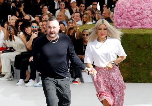 Britain's Kim Jones named as designer by Fendi