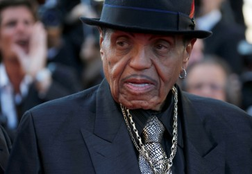 Jackson family patriarch Joe reported gravely ill in hospital