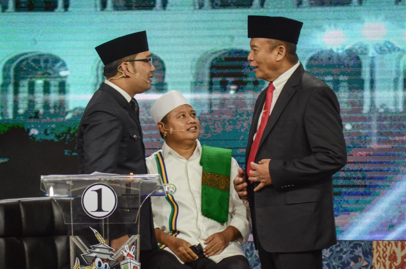Ridwan Kamil urges W. Java netizens to end debate on teacher's dismissal