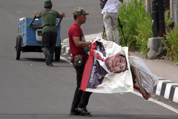 Indonesia's democracy 'deteriorating' over past five years