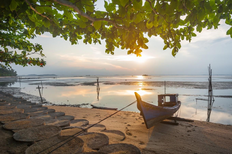 2,000 foreign cruise passengers arrive in Bintan, Riau