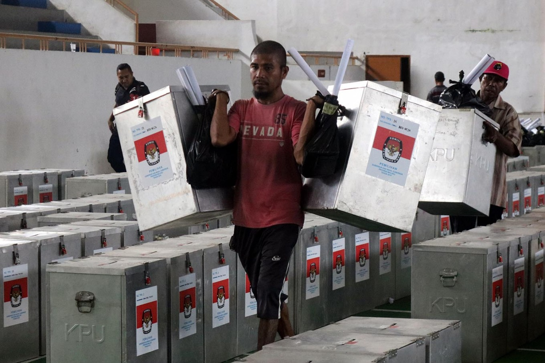 So much work, so little time: KPU under pressure over regional polls