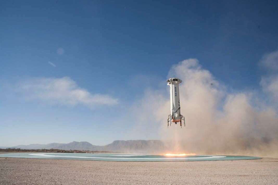 Tickets for space flights to go on sale in 2019