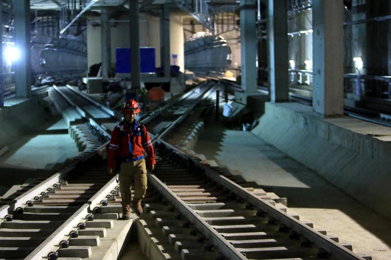 Testing, commissioning running well: MRT management