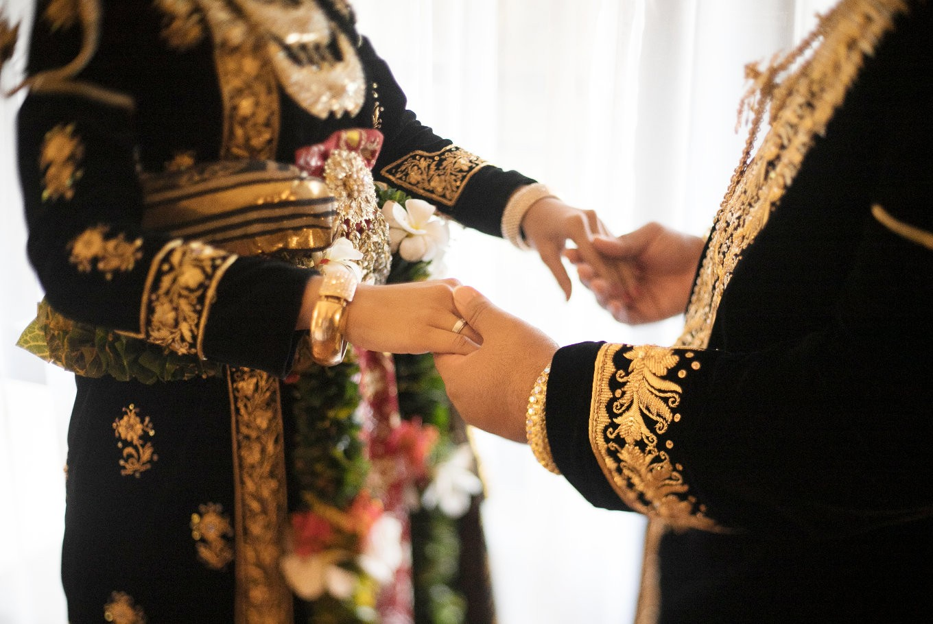From raincoats to video calls, COVID-19 adds unusual wrinkle to typical Indonesian weddings