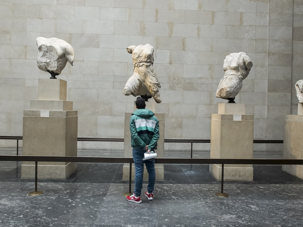 Greece calls again for return of Parthenon marbles