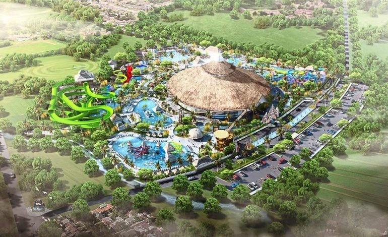 Cartoon Network entertainment park opening in Bali