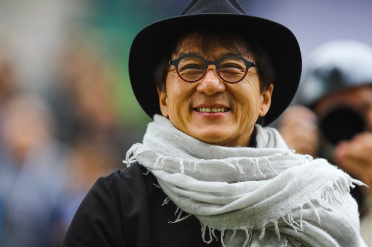 Jackie Chan says in memoir that he visited prostitutes and gambling dens