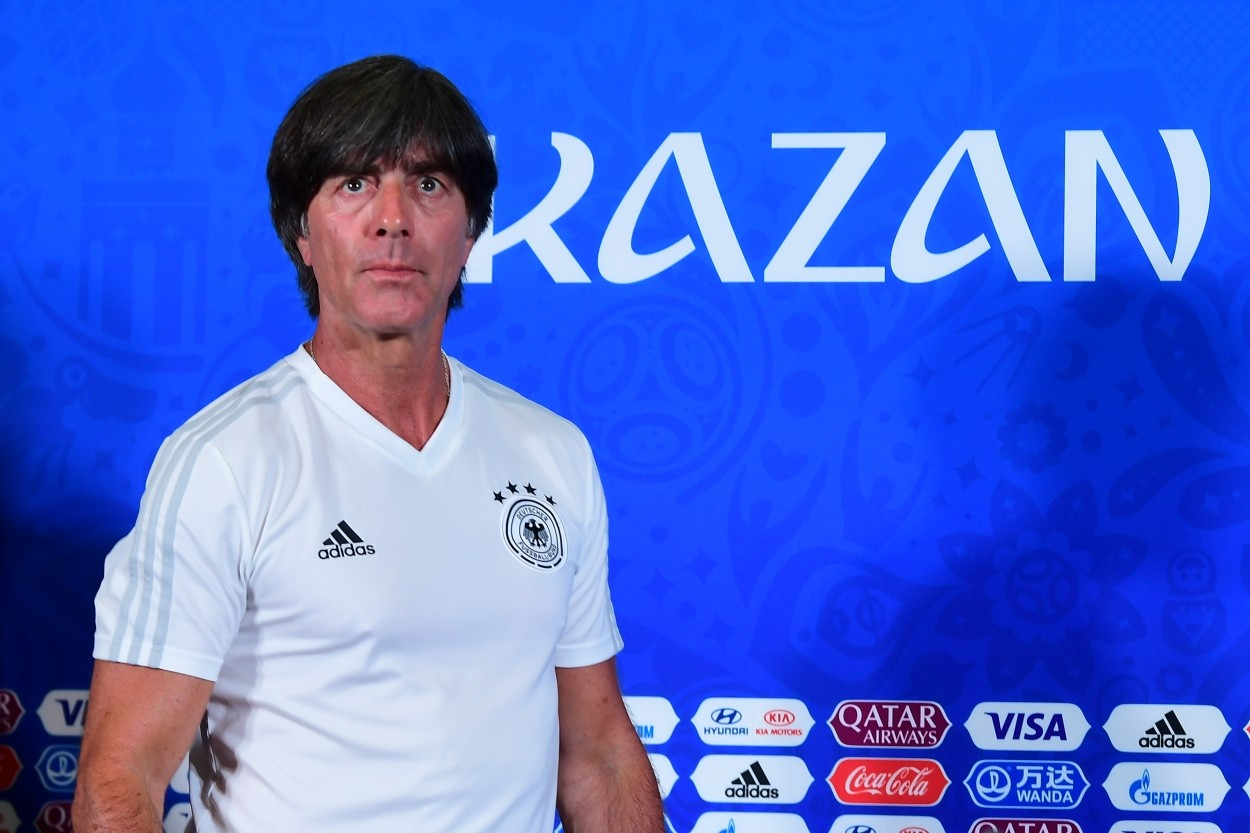 Loew to remain Germany coach despite World Cup debacle
